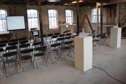 Zaalverhuur Scheltema Leiden Presentatie en vergaderlocatie