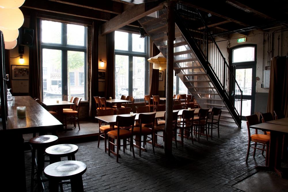 Scheltema Leiden Theatercafé