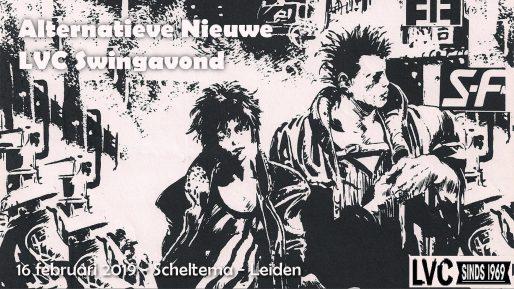 Alternatieve Nieuwe LVC Swingavond in Scheltema Leiden