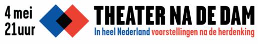Theater Na de Dam 2019 banner