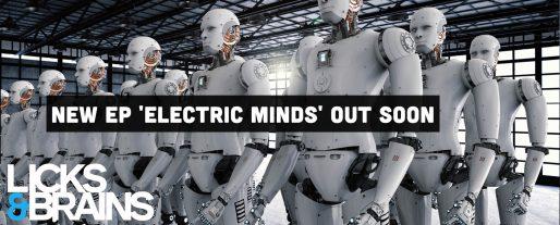 Beeldmateriaal Licks & Brains Try-out 'Electric Minds' w/ Eric Vloeimans in Scheltema Leiden op woensdag 18 september 2019