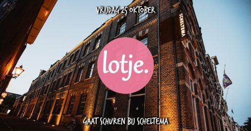 Lotje in Scheltema Leiden op vrijdag 25-10-2019