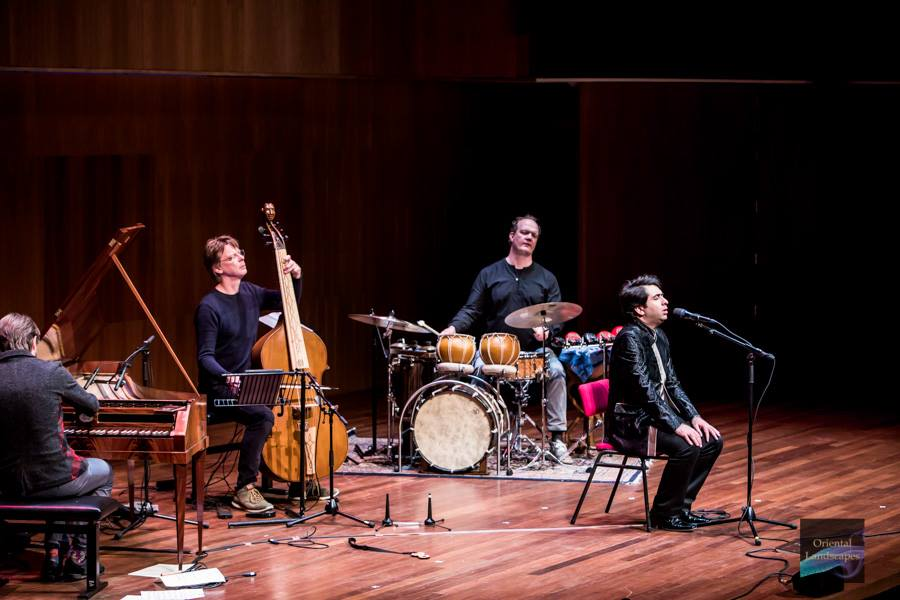 Mohammad Motamedi & Rembrandt Frerichs Trio in Scheltema Leiden