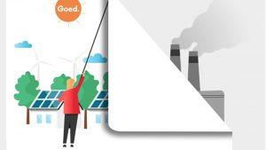 Ideecafé – Energietransitie-initiatieven in Leiden! op 21 juni 2021 in Scheltema Leiden