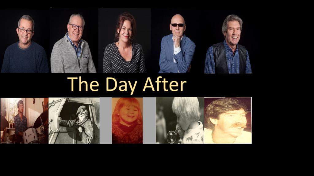 The Day After in Scheltema Leiden op zondag 29 augustus 2021